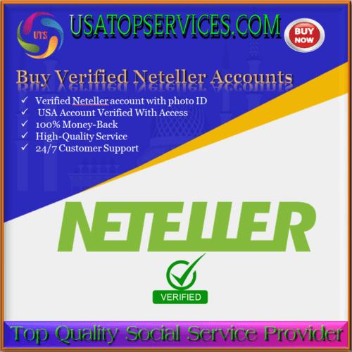 Buy Verified Neteller Accounts - 100% safe & Full Verified Accounts