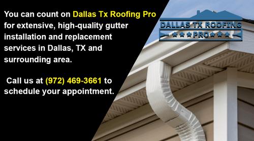 Photo via Dallas Roofing Company - DallasTxRoofingPro
