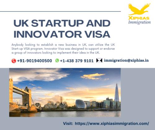 UK Investor and Innovator Visa via Fularani Vhansure