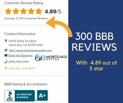 We officially hit 300 BBB reviews with 4.89 out of 5 stars.                                         ... via Joseph Shalaby
