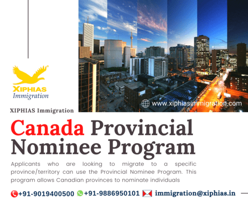 Canada Provincial Nominee Program via Fularani Vhansure