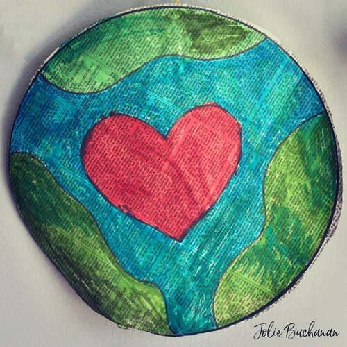 Love Your Mother by Jolie Buchanan via Jolie Buchanan