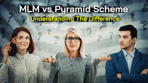 MLM vs Pyamid Scheme - Undertsanding The Difference via Infinite MLM Software