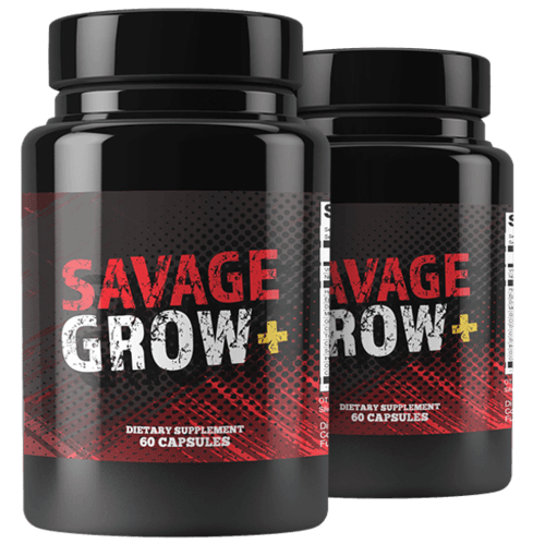 Savage Grow Plus Reviews - Should You Buy Savage Grow Plus? Ingredients & Side Effects!