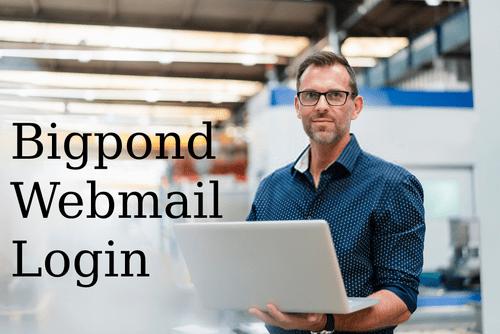 Bigpond Webmail Login via David Smith