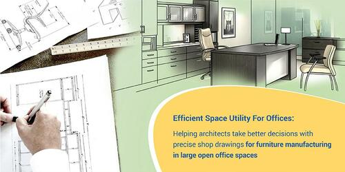 Why is there A Need for Modern Office Furniture Design? via Jaydeep Chauhan