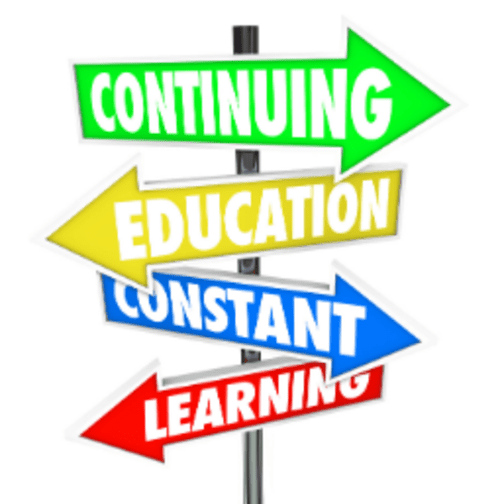 Busting the Top 3 Myths about Continuing Education                                                                          Continui... via Bibliotech Academy