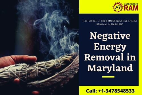 Contact +1 3478548533 With Negative Energy Removal in Maryla... via Astrologer Ram Ji