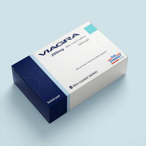 Buy Generic Viagra 200 mg (Sildenafil Citrate) at Best Price