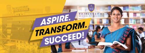 PGDM in Chennai | Rajalakshmi School of Business via Rajalakshmi School of Business