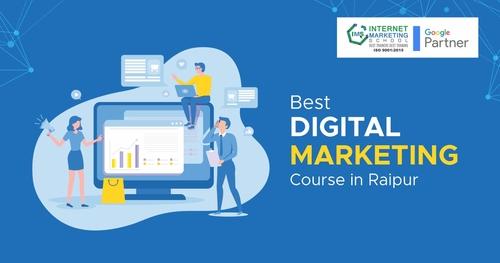 Best Training Institute for Digital Marketing Course in Raipur