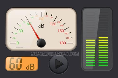 Decibel (DB) là gì? Mức cường độ âm thanh cho phép là bao nhiêu?