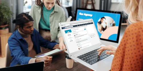 How to Use LinkedIn Advertising for Small Businesses?   Durgtech