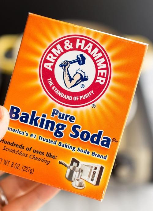 Các công dụng của baking soda trong tẩy rửa là gì?