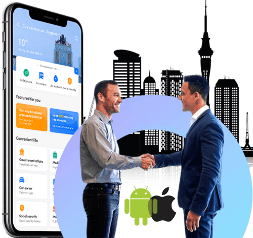 Mobile App Development Company in Auckland | Best iOS and Android app developer in Auckland