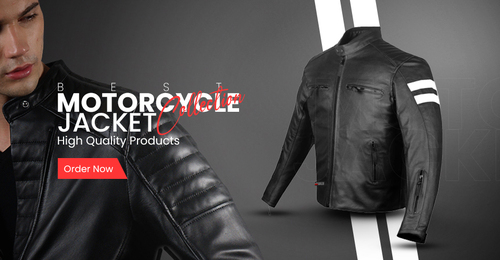 Leather Jackets NYC's COVER_UPDATE via Leather Jackets NYC
