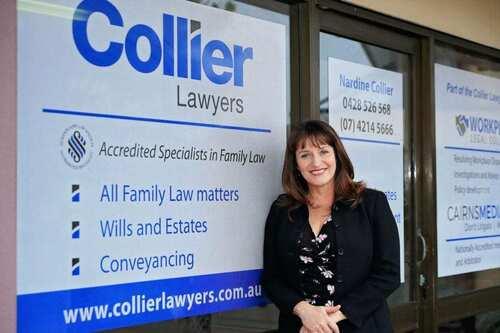 Divorce Lawyer Cairns via Nardine Collier