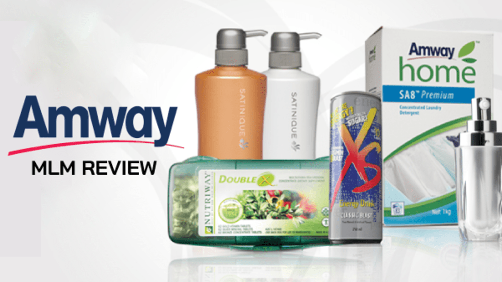 Amway MLM Review - Is it scam or Legitimate MLM Opportunity? via Infinite MLM Software