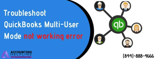 Debug QuickBooks Multi-User Mode not working with Ease