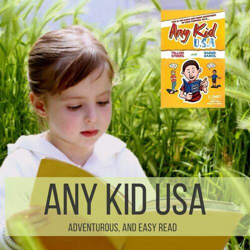 Any Kid USA Adventurous And Easy Read via authors ebooks