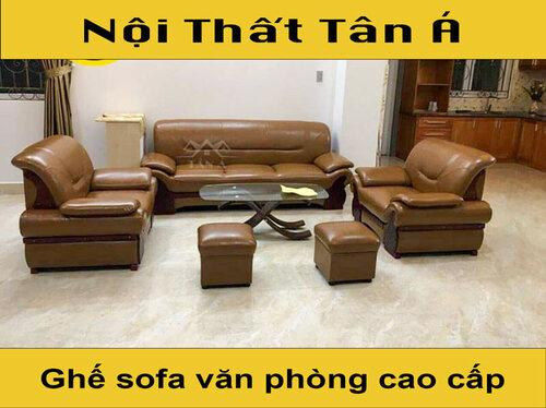 Bộ ghế sofa văn phòng có điều gì khác biệt? Ghế sofa giá rẻ Tân Á