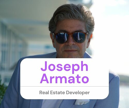 Joseph Armato One of the Top Realtors in USA via Joseph Armato