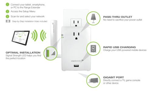 Amped ac1200 range extender | setup | firmware | download center | reset