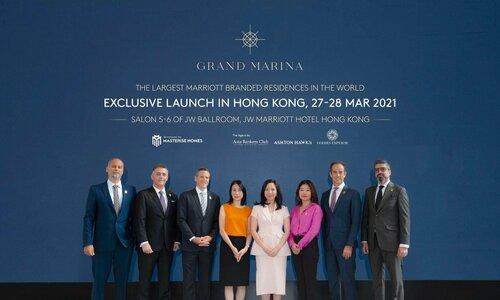 Tin tức hợp tác giữa Masterise Homes và Marriott International - GRAND MARINA SAIGON