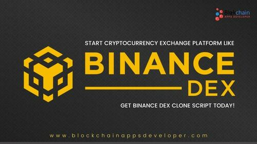 Binance Clone Script | Start A Crypto Exchange Like Binance ... via BlockchainAppsDeveloper