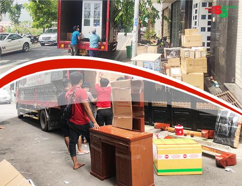 SG MOVING - Dịch vụ chuyển nhà uy tín chuyên nghiệp giá rẻ