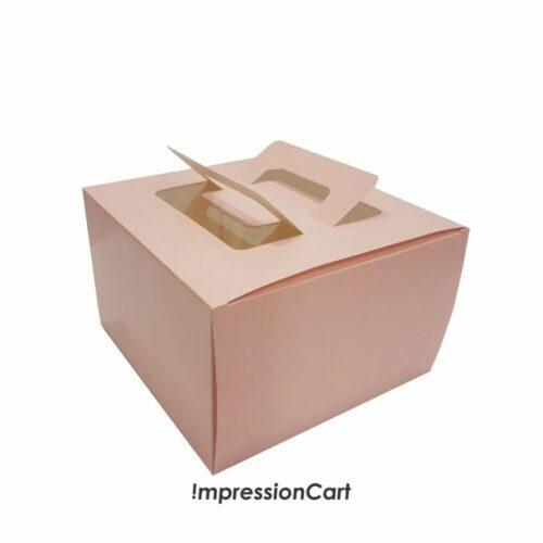 Brand Advertisement through Custom Bakery Boxes - ImpressionCart