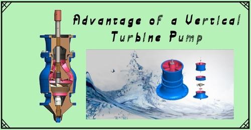 Advantage of a Vertical Turbine Pump