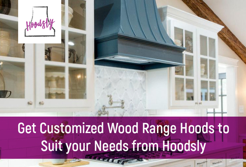 Get Customized Wood Range Hoods to Suit your Needs from Hood... via Hoodsly