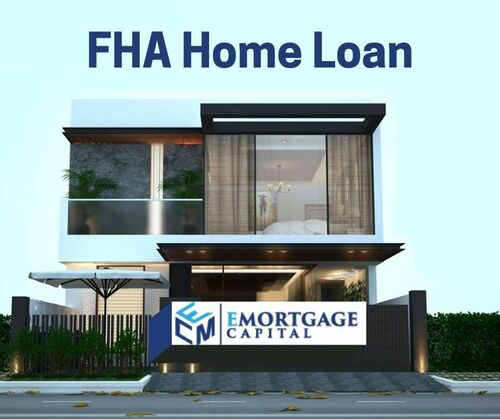 FHA home loans are mortgages which are insured by the Federa... via Joseph Shalaby