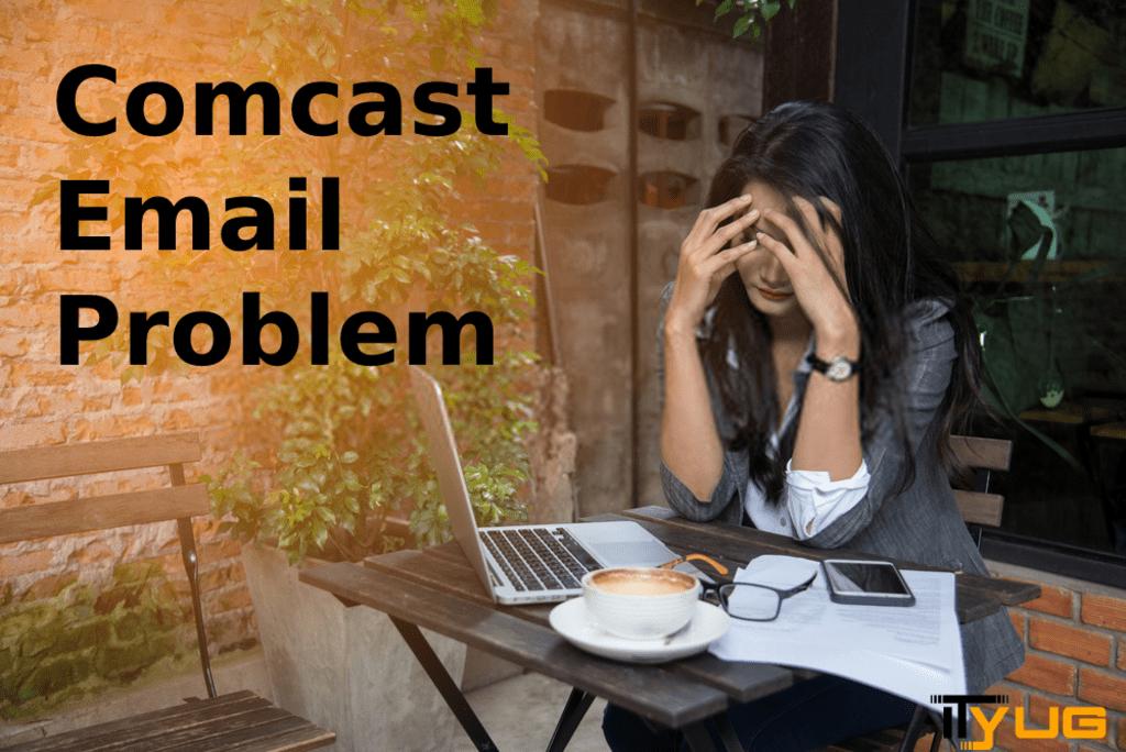 Comcast Email Problem via David Smith