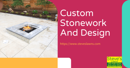 Custom Stoneworks And Design Services via Steves Lawns - Landscaping Contractors, Landscape Companies in New York & New Jersey