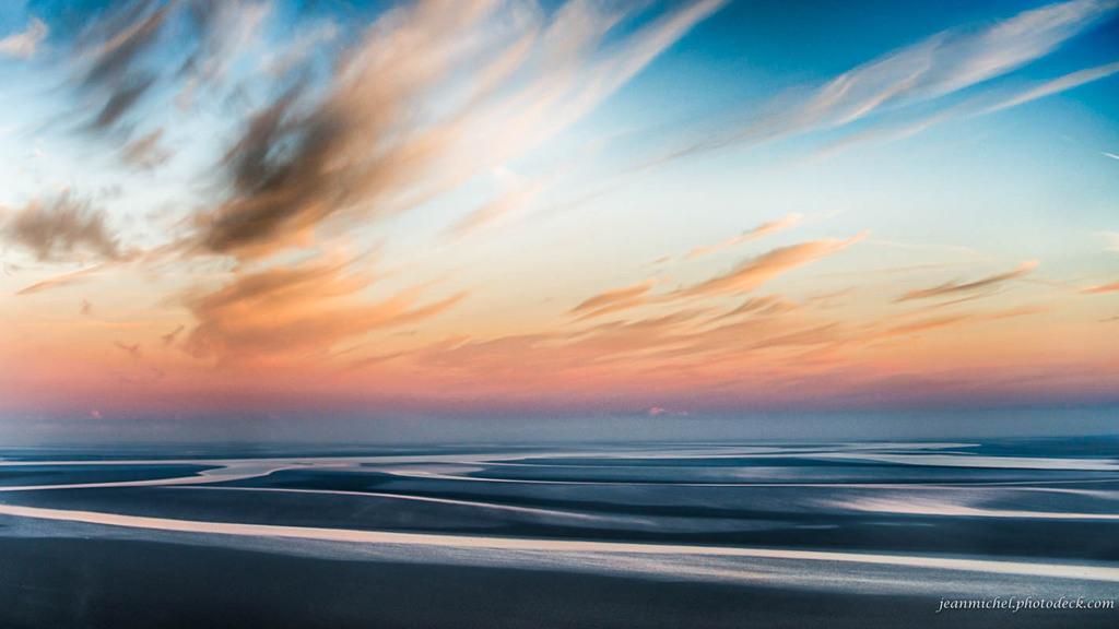 Bay sky via Jean Michel