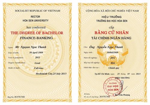 Dịch vụ làm bằng Đại học tại chức tại TpHCM có hồ sơ gốc giá... via Lam Bang Gia Re