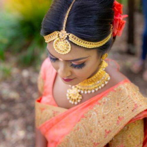 Indian Costume Jewellery Perth via Saffron Weddings