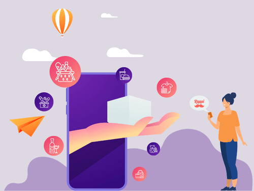 A Complete Guide To Developing On Demand App Like Rappi Clone