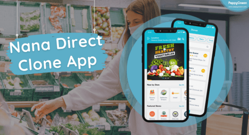 Interested in launching a #grocerydeliveryapp like #NanaDire... via PeppyOcean