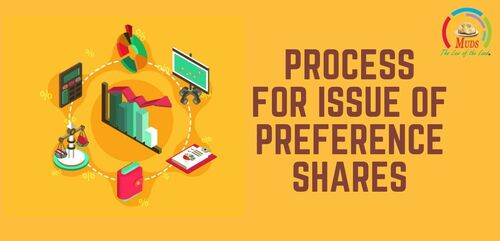 Process for Issue of Preference Shares - Muds Management