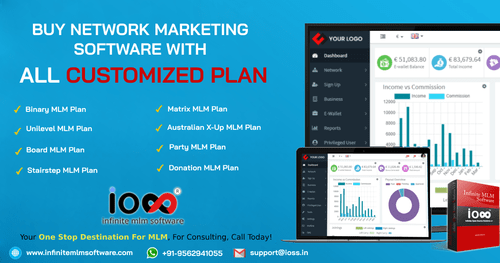 A Premier MLM Software Company that provides Customised MLM ... via Infinite MLM Software