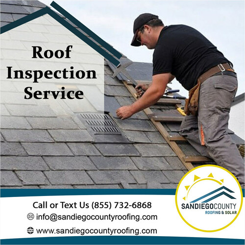 Roof Inspection Services in San Diego