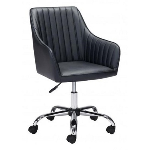 Buy Zuo Curator Office Chair Black   Office Chairs   via Grayson Living