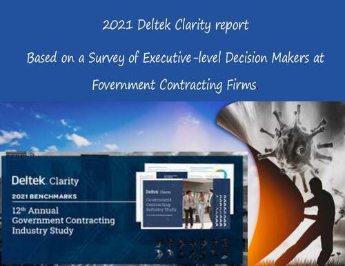 Government Contracting Survey – Pandemic's Impact Mixed But ... via Ken Larson