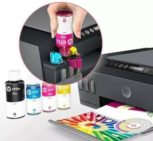 How Much do You Know about Printer Ink? via hottoner
