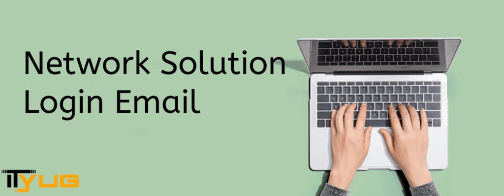 Network Solution Login Email via David Smith