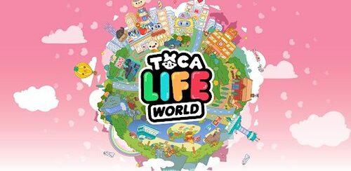 Toca Life World APK Mod 1.34.1 (Tudo Desbloqueado) Download 2021