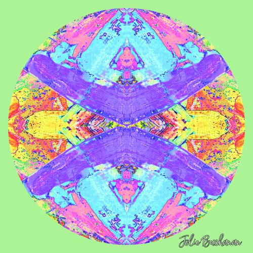 Merry Mandala ~ Jolie Buchanan via Jolie Buchanan